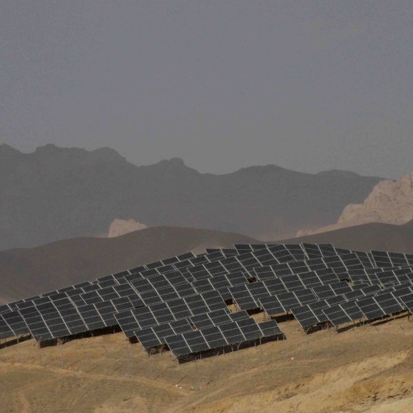 Harnessing the power of solar energy in Afghanistan