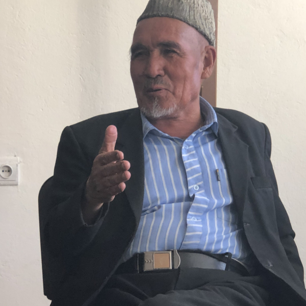 Celebrating a long-time supporter of agricultural efforts in Afghanistan