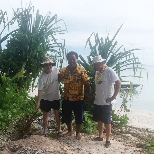A fascinating career providing advisory services to Pacific Island trust funds