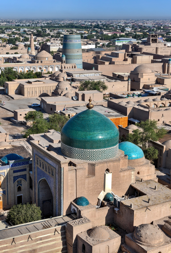 Uzbekistan pushes for increased urbanisation of less-populated cities